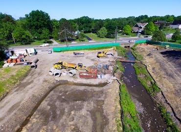 Northeast Ohio Regional Sewer District Stickney Creek