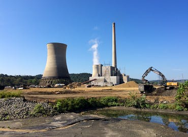 AEP Big Sandy Demolition – Phase 1