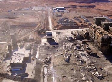 Navajo Generating Station Decommissioning & Demolition