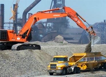 ISG/Mittal Steel's Vista Pointe Landfill