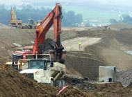 Independence Excavating moved a total of 1.6 million cubic yards of earth to develop Presque Isle Downs
