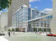 Future Cuyahoga County Headquarters – Courtesy of Geis Construction & Vocon